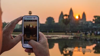 Камбоджа на фокус: гледки, хора и странна храна