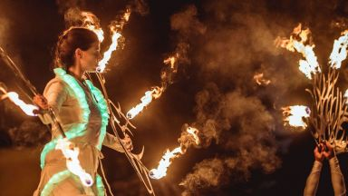 Изкуството на огъня ви очаква на 6Fest-а в Пловдив