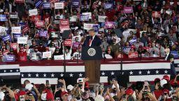 Репортаж от Джорджия: Изненадващ дуел Тръмп - Байдън в консервативния щат