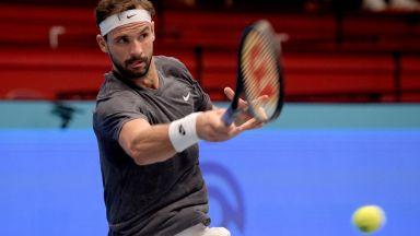 Гаджето помага на Григор в тренировките за Australian Open