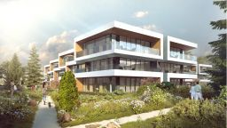 """Започна строителството на най-зеления жилищен проект на столицата """"Морени клуб резиденс"""""""