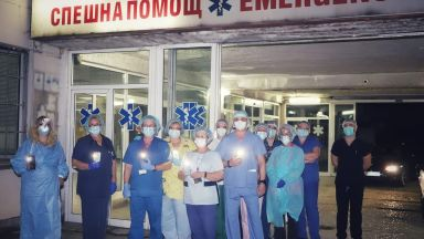 Борисов подкрепи медиците: От нас зависи да минем по по-лекия път, да го направим пак заедно