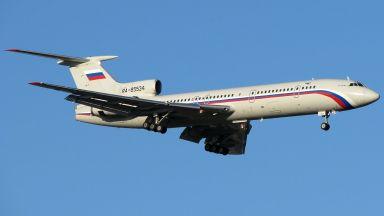 Ту-154 извърши последния си полет