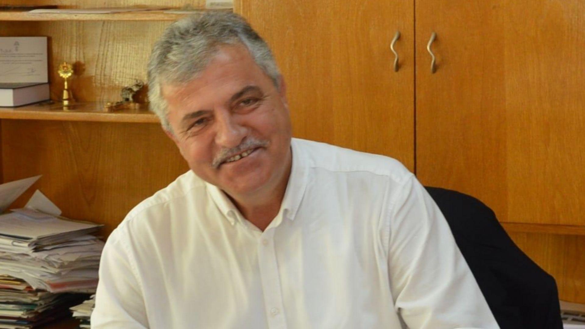 Кметът на Гоце Делчев и заместник на Корнелия Нинова е в болница с коронавирус