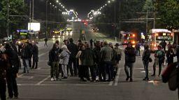 Два протеста и блокада на Орлов мост в 112-ата вечер на недоволство