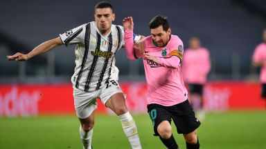 Ювентус - Барселона, но без Роналдо срещу Меси на терена (Шампионска лига на живо)