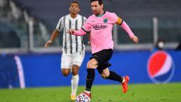 Барселона с Меси не даде шанс на Ювентус без Роналдо