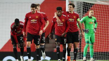 Манчестър Юнайтед полетя в Европа със звучно 5:0 (Шампионска лига резултати)