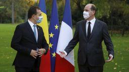 """В. """"Журналул"""": Премиерът на Франция забрави името на """"почетния"""" си гост"""