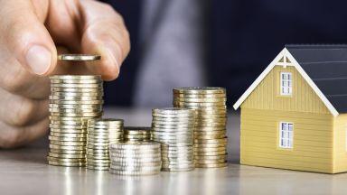 Банковото финансиране на имот може да достигне 110%