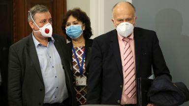 Щабът: Над 2000 медици са заразени с Covid-19, на 10-о място сме по смъртност в ЕС