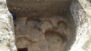 Археолози извършват спасителни разкопки в Русе