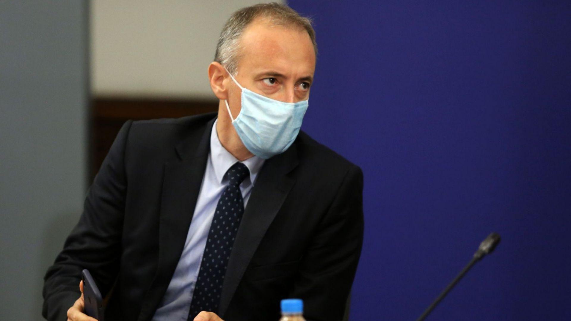 Училищата ще имат право да задължават децата да носят маски в клас