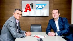 А1 България и SAP България сключиха стратегическо партньорство