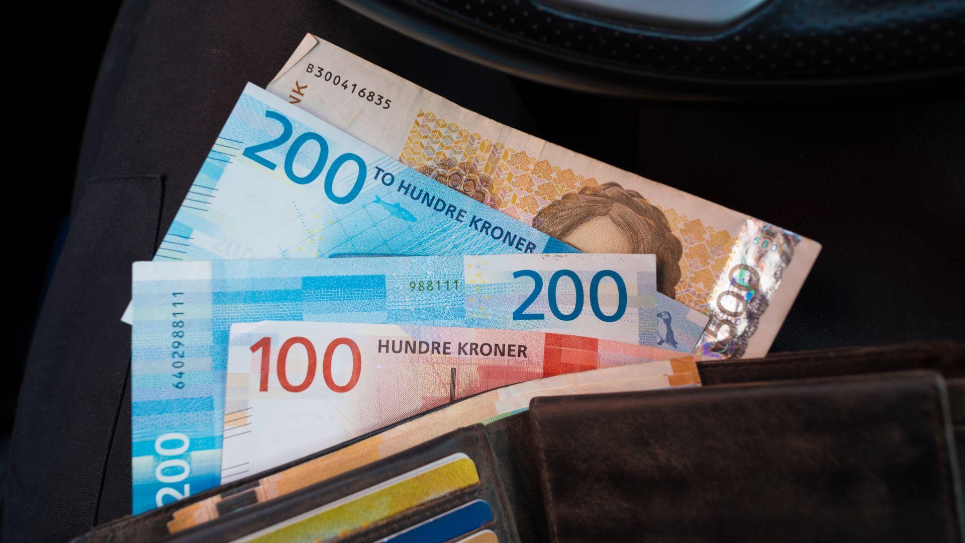Шведите постепенно се отказват от парите в брой