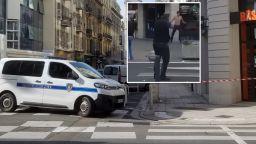 Втора въоръжена атака във Франция. Саудитец рани гард на консулството в Джеда (видео 18+)