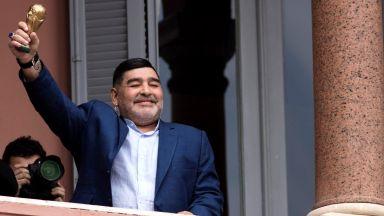Неповторимият Марадона на 60: Десет ключови епизода за един футболен мит (Видео и снимки)