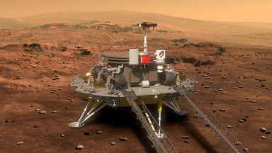 Кога Китай ще кацне на Червената планета?