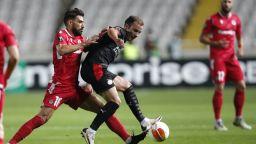 """Бивш халф на """"Левски"""" вкара от 56 метра (резултати от Лига Европа)"""