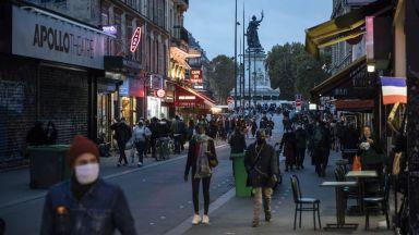 Франция изпадна в хаос пред втория локдаун