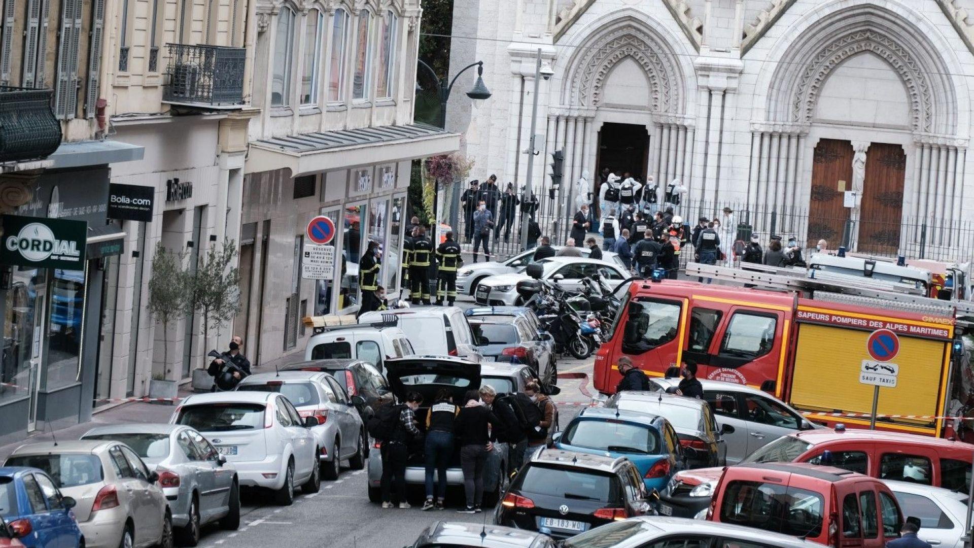 Разкриха подробности за атентата в Ница, нападателя и жертвите, една от тях бразилка
