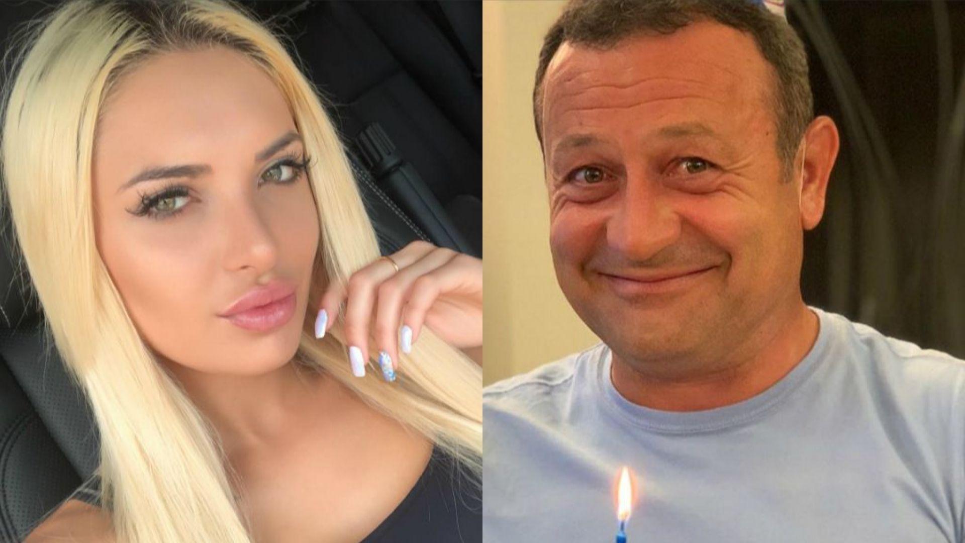 Димитър Рачков официално потвърди връзката си с плеймейтката Анита Димитрова