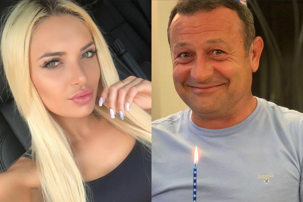 Анита Димитрова и Димитър Рачков
