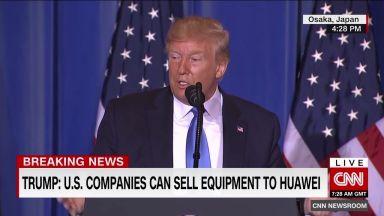 САЩ отстъпиха пред Huawei