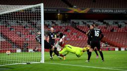 """Конфузно: Ирландски отбор влезе в историята след 0:3 на """"Емирейтс"""""""