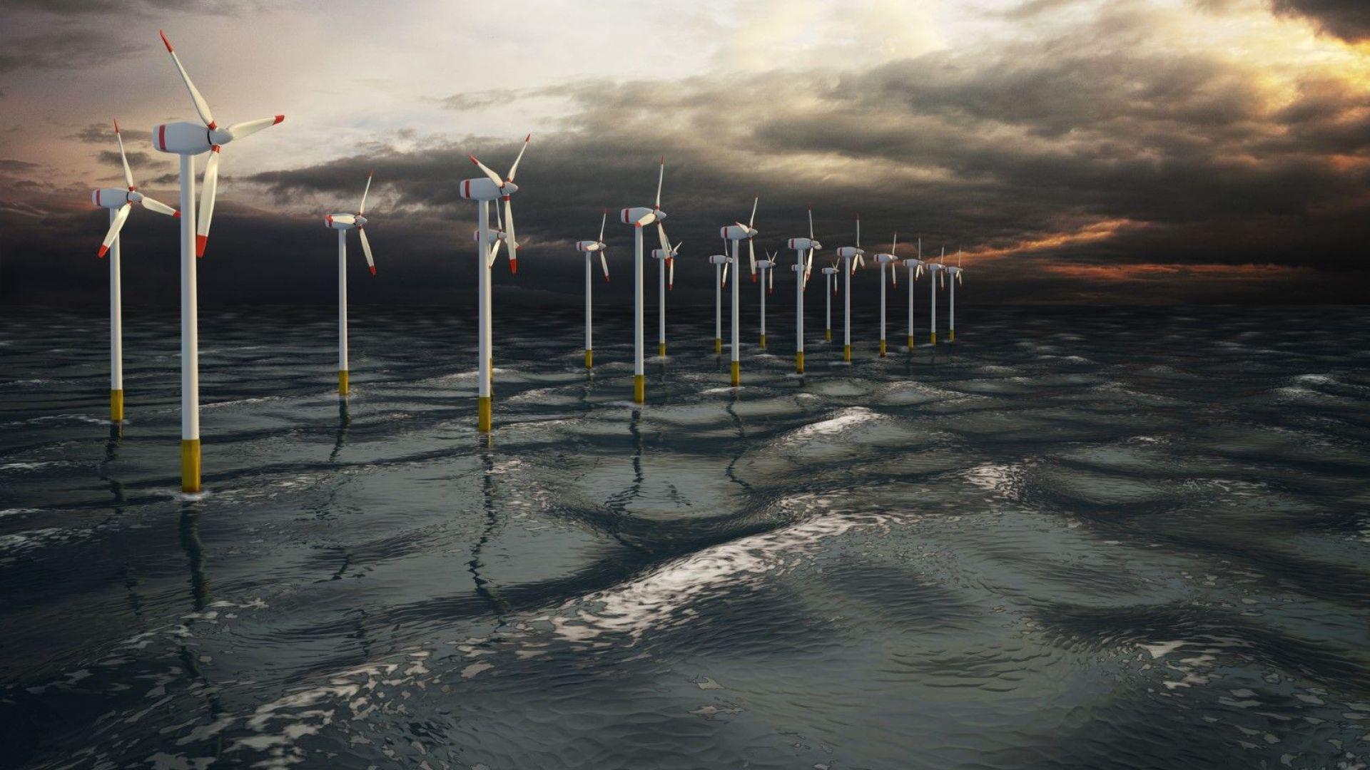 Очаква се бум на вятърните електроцентрали през следващите 10 години