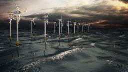Бум на вятърни електроцентрали в морета и океани