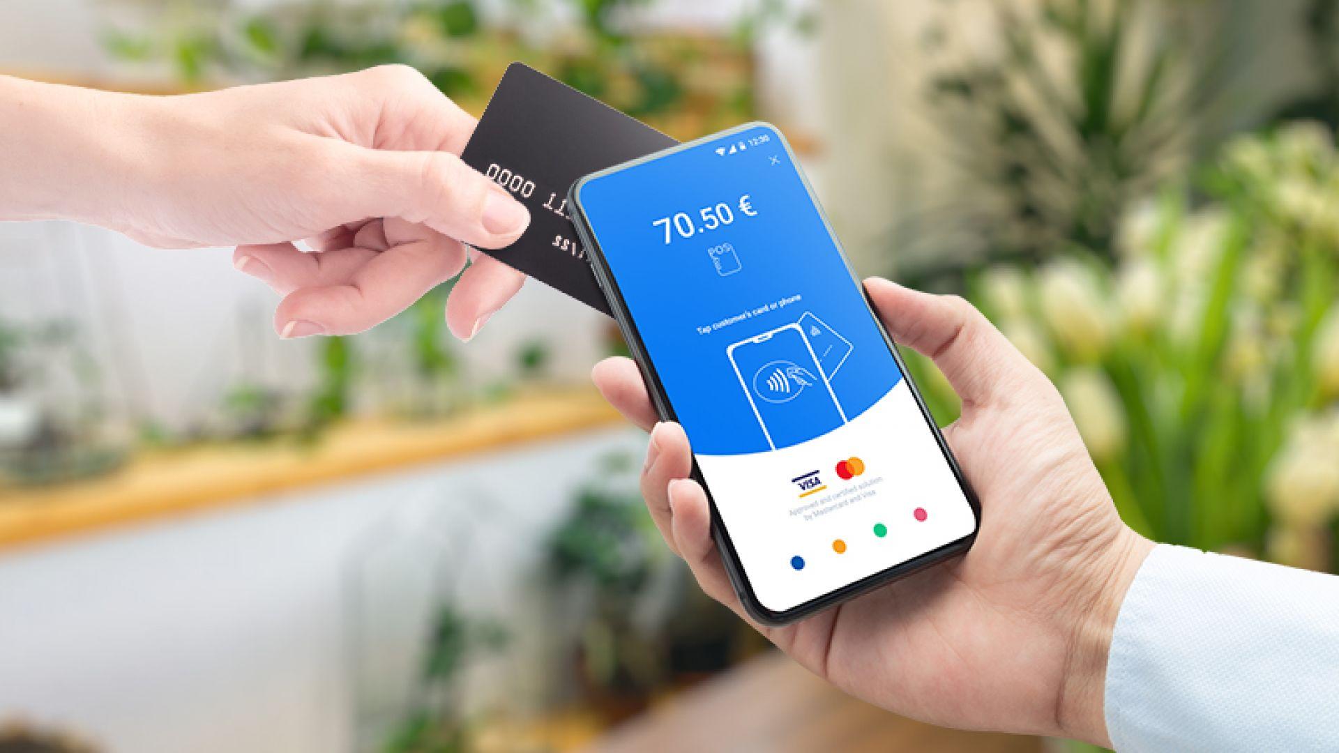 Ново приложение превръща телефоните в смарт ПОС терминали
