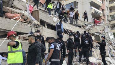 МВнР: Няма данни за пострадали българи след трус край Измир и Самос
