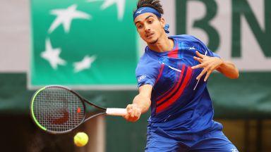 Сензацията на сезона! Италианец разби Джокович на тенис и му даде само три гейма