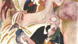 Еврейско семейство иска музей в Амстердам да върне картина на Кандински