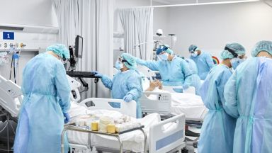 Шест болници са подали заявления за доброволци