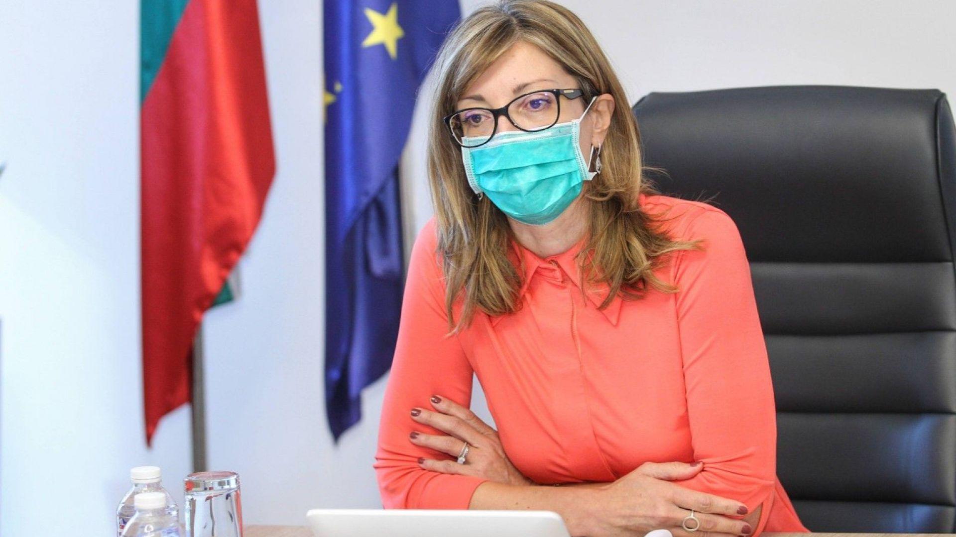 Захариева за Манолова: Не може да си присвояват силата на суверена, извинявайте много - 4%