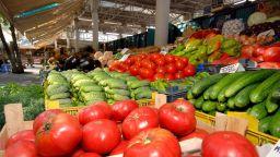 Краставиците най-скъпи и най-евтини по борсите и тържищата през последната седмица на октомври