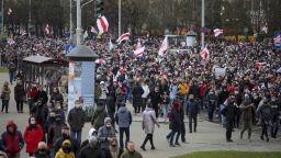 Беларуски съд осъди на 6 г. затвор барабанист, свирил на протестите