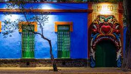 Изложба в дома на Фрида Кало почита творците, чийто живот е отнет от пандемии