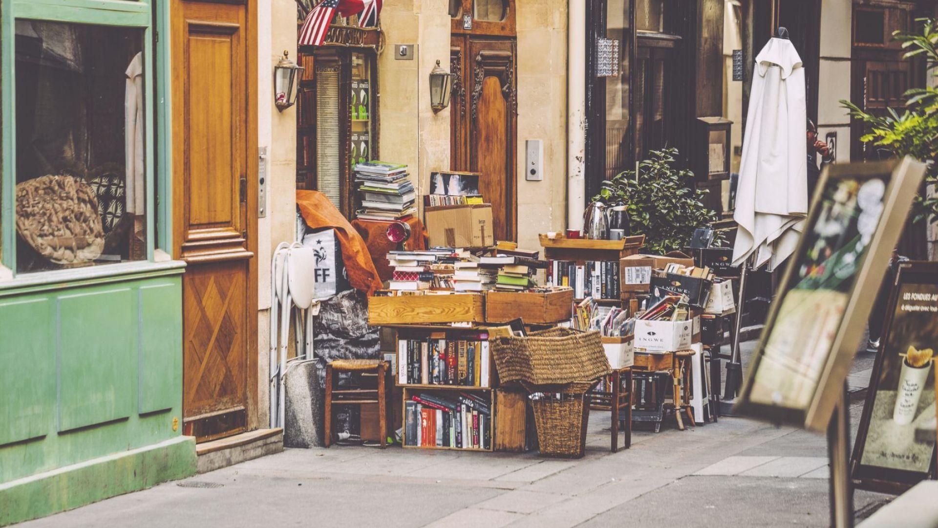 Франция се бунтува срещу карантината заради малките магазини и книжарниците