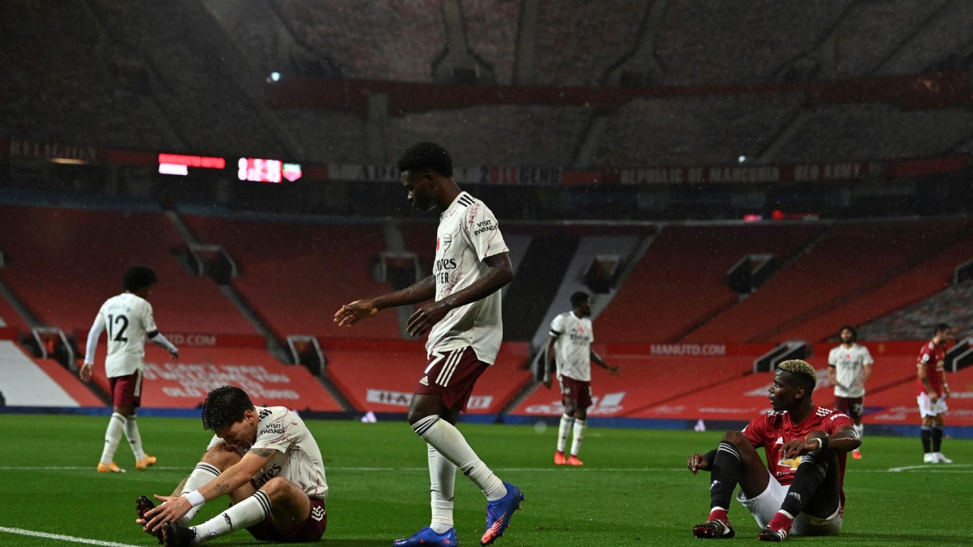 Голмайстор №1 на Висшата лига предрече мрачни дни за Арсенал: Не съм сигурен, че ще оцелеят