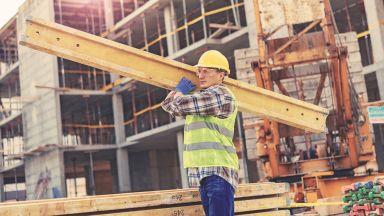 Увеличение с 1/4 на разрешителните за строеж през третото тримесечие