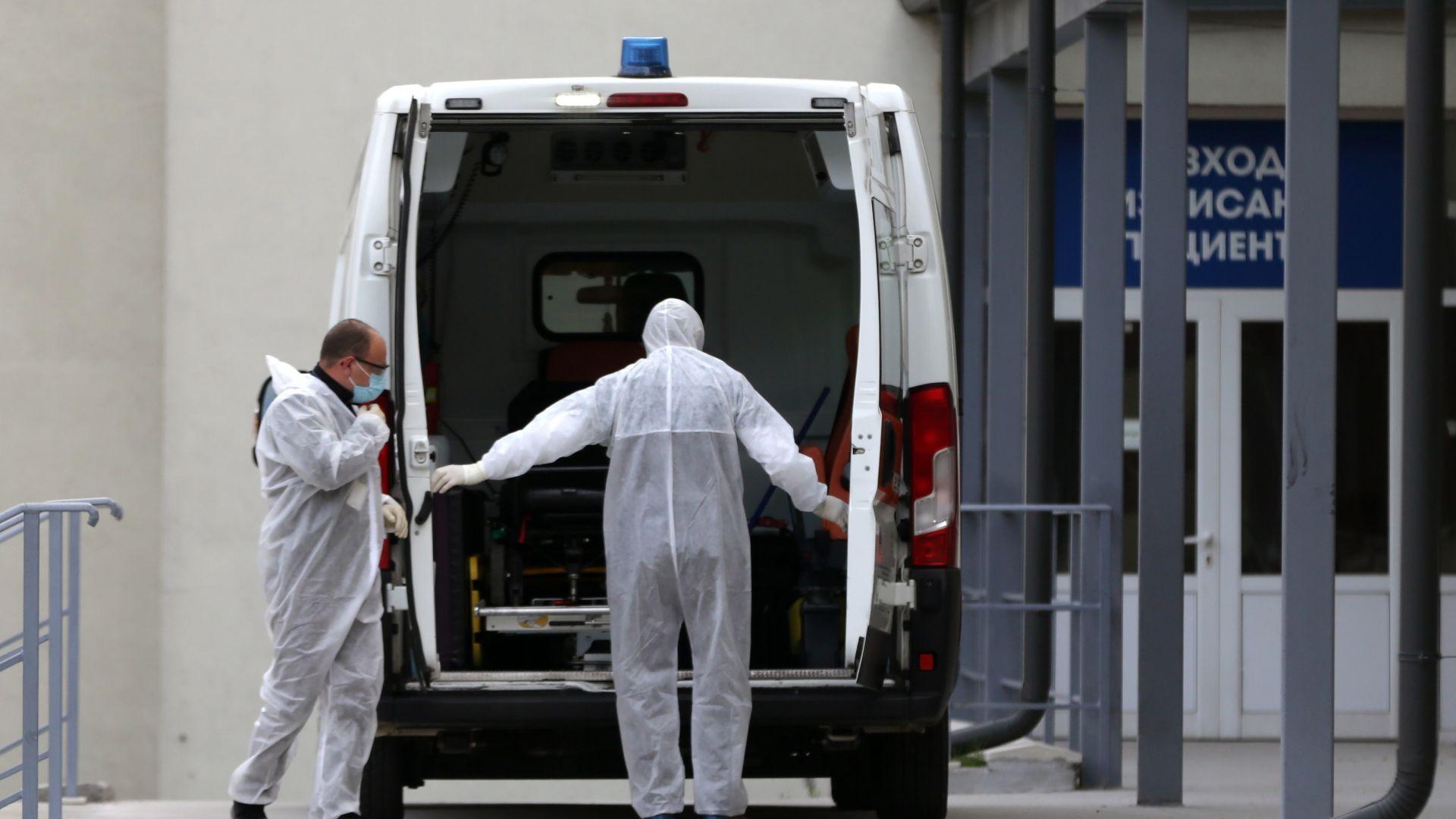 Избягал от болница загина след падане от 11-ия етаж в Силистра, бил е положителен за COVID-19