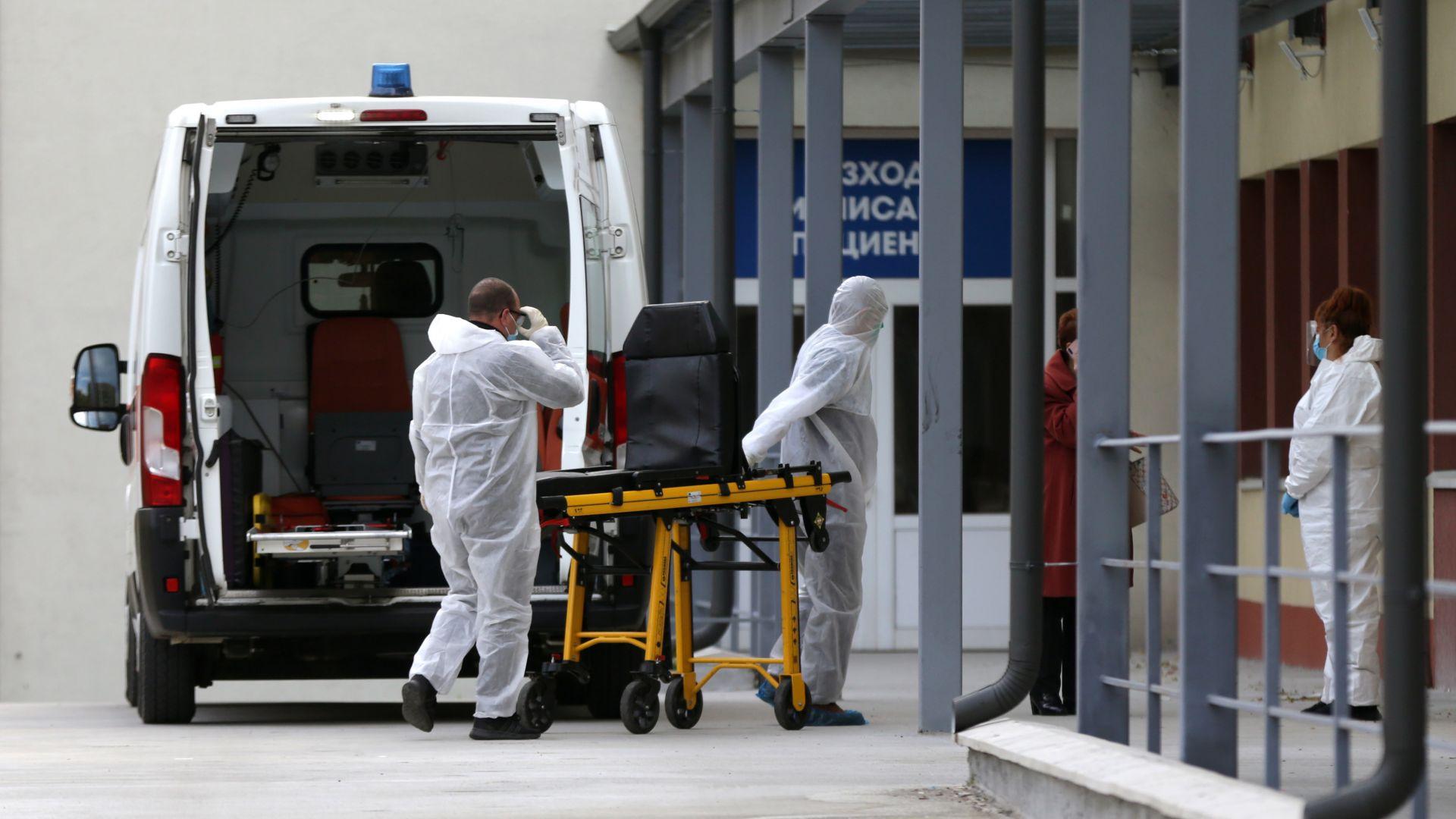 В търсене на болница: Дъщерята на починал с COVID-19 ще съди държавата