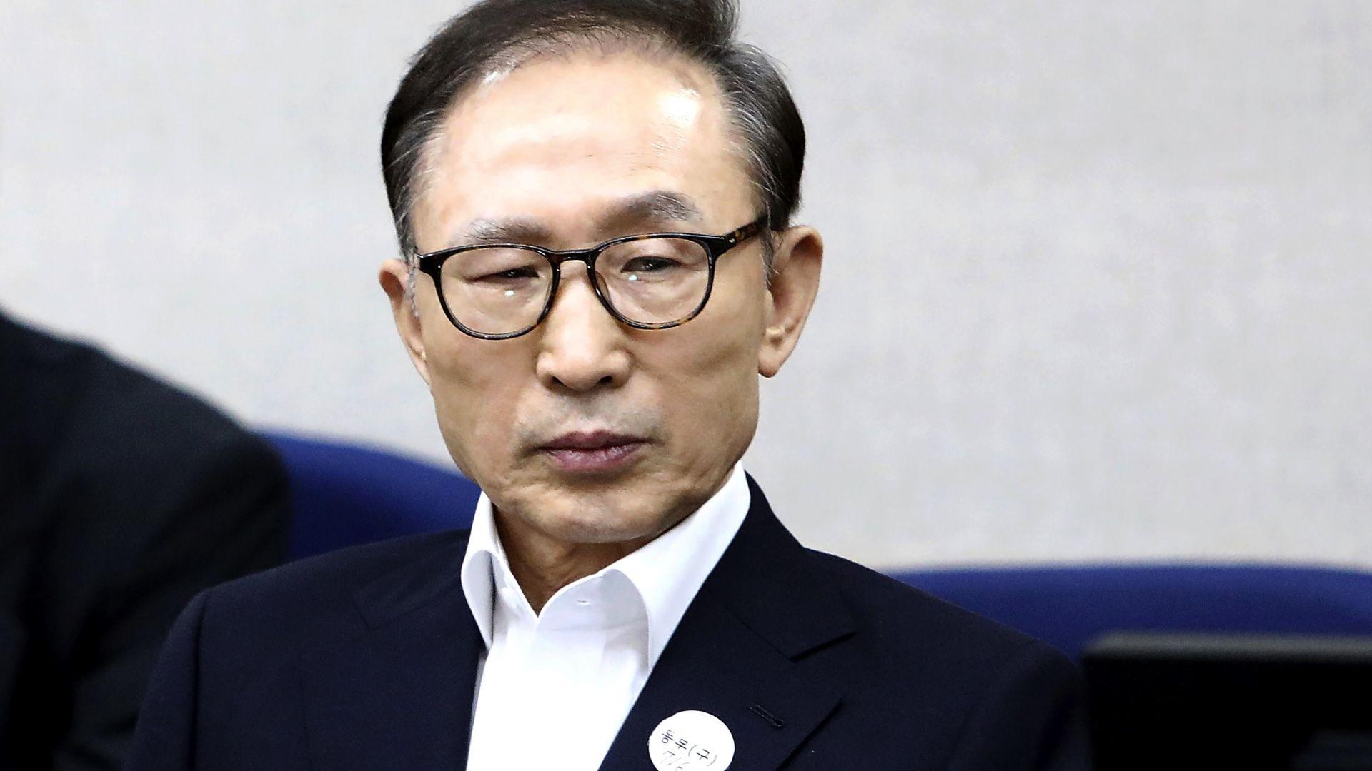 Бившият президент на Южна Корея бе върнат в затвора, в който ще прекара остатъка от живота си