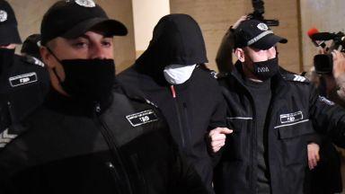 Убиецът на Милен Цветков се появи в съда, за да иска домашен арест. Не го получи