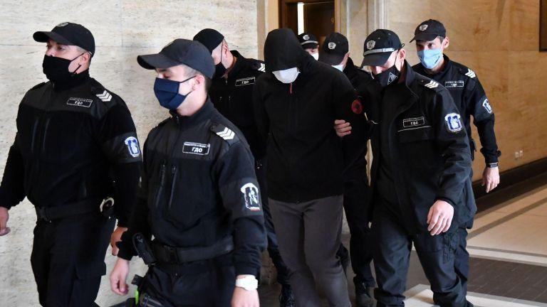 Софийският градски съд отказа да промени мярката за неотклонение на