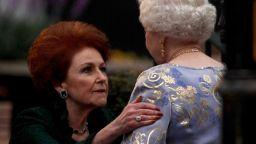 Почина първа братовчедка на кралица Елизабет Втора