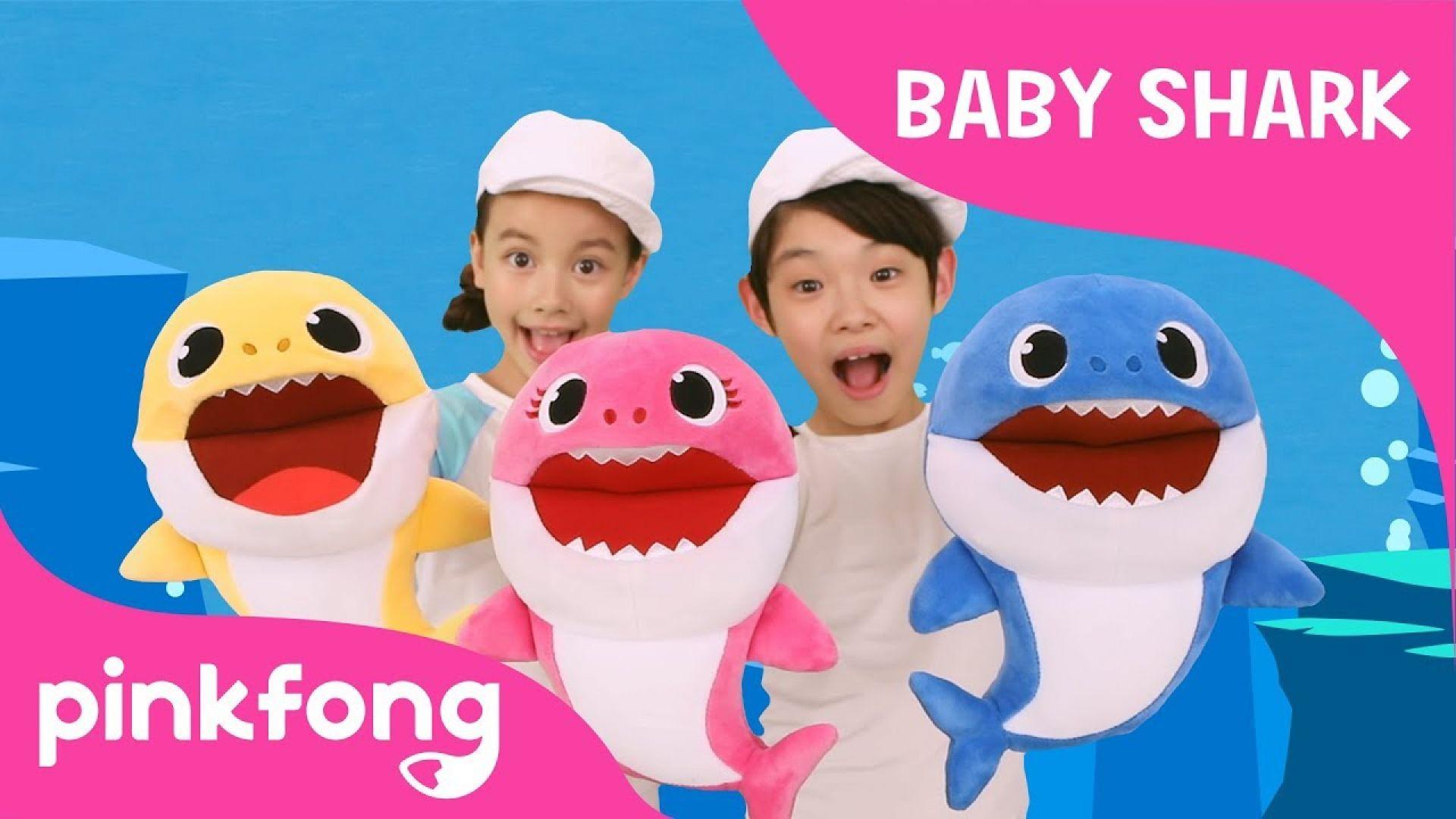 "Видеото на ""Baby Shark"" надмина ""Despasito"" в YouTube"